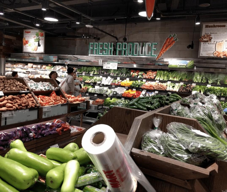 Grocery Stores Los Angeles: Korean Grocery Store In Los Angeles