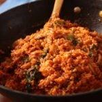 kimchi bokkeumbap
