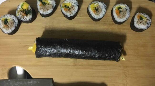 Gimbap 김밥