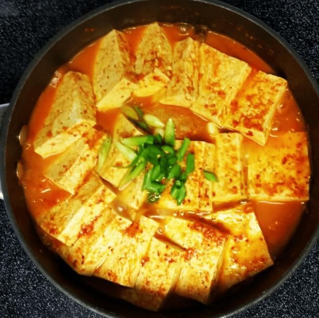 YUM YUM Kimchi Stew!