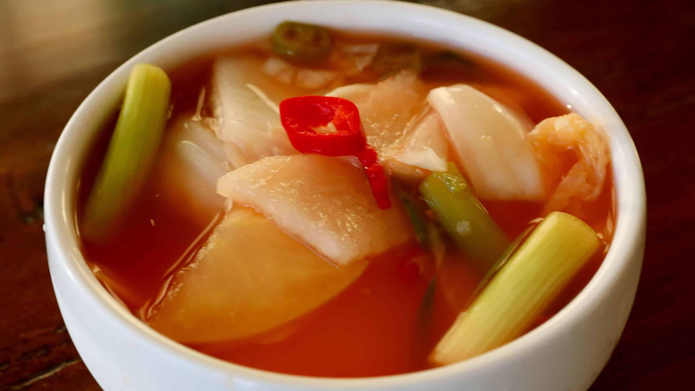 nabak-kimchi