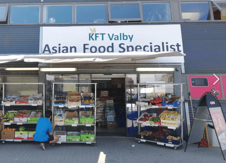 thai supermarked nørrebro