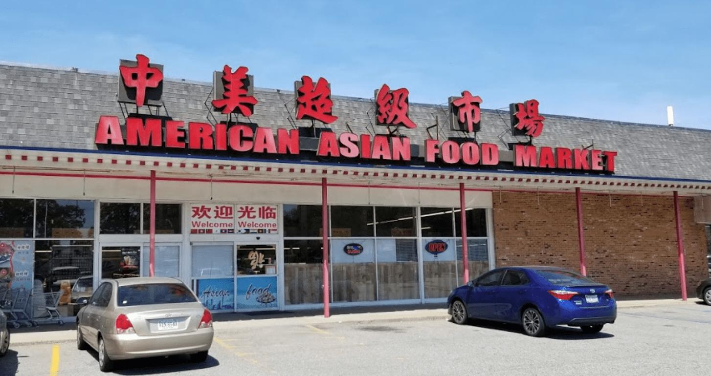 Virginia beach asian market