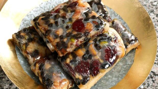 Super-nutritious rice cake (Yeongyang-chaltteok: 영양찰떡)