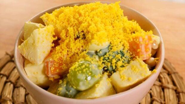 Korean fruit salad