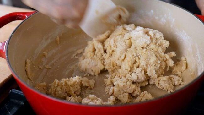 creamppang dough