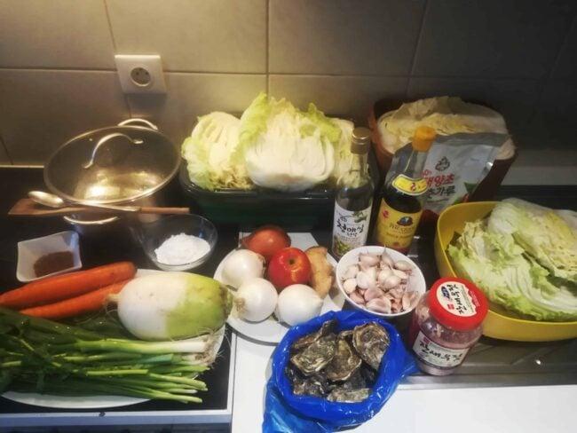 Sunday Kimchi