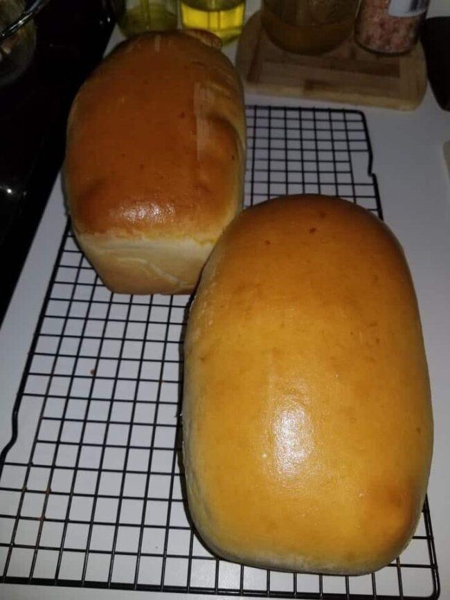 Fluffy bread (Ppang)