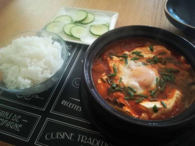 Sundubu jjigae is one of the best Korean stew!