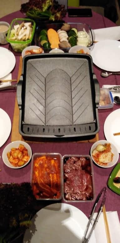 Spicy Pork and Beef Bulgogi